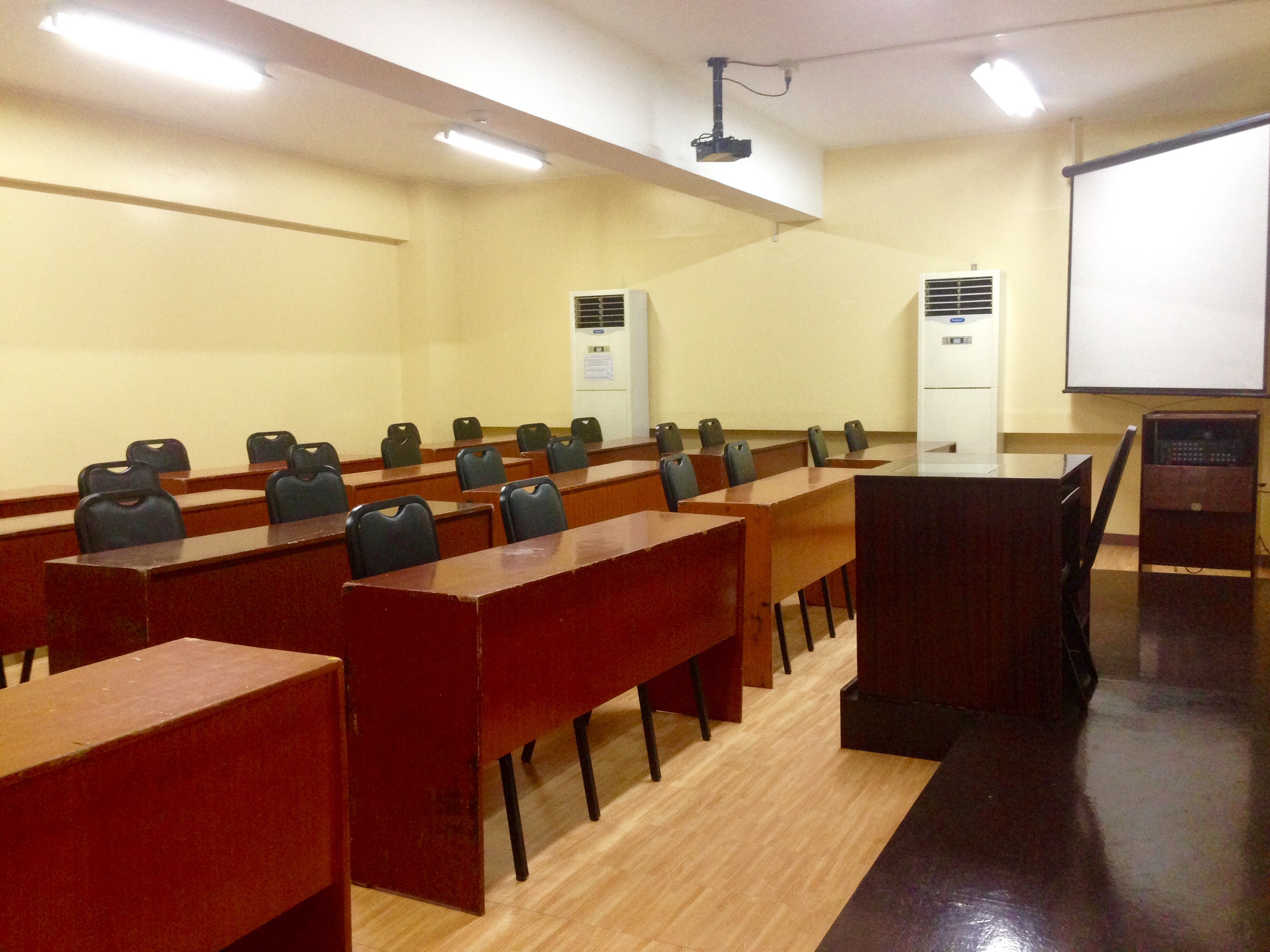 School of Law – Classroom 1