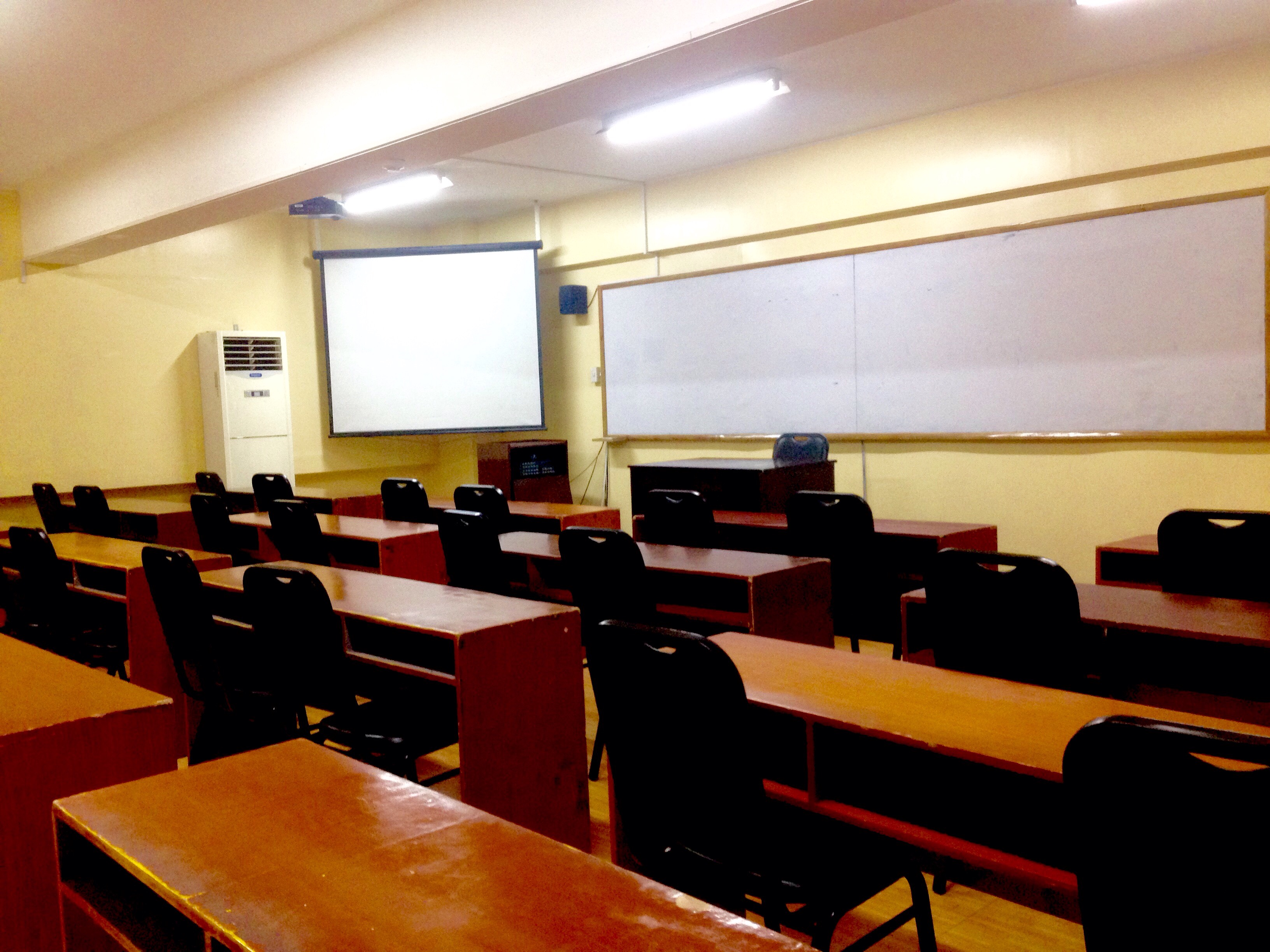 School of Law – Classroom 2